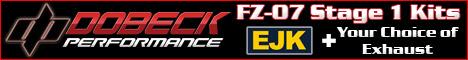 Yamaha FZ-07 Dobeck EJK Stage 1 Kit