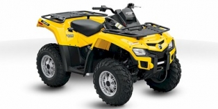 CAN AM Outlander 500/650 2010-2015