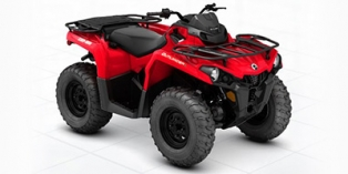 CAN AM Outlander L 450 2015-2016